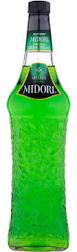 FLES MIDORI MELON LIQUER 1 LTR-0