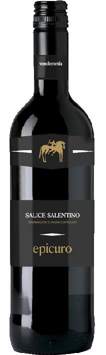 FLES EPICURO SALICE SALENTINO 0.75 LTR.-0