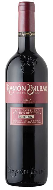FLES RAMON BILBAO VINEDOS DE ALTURA 0.75 LTR.-0