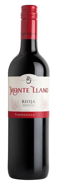 FLES MONTE LLANO TINTO RIOJA 0.75 LTR.-0
