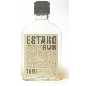 ZAKFLACON ESTARO RUM WIT 0.2 LTR-0