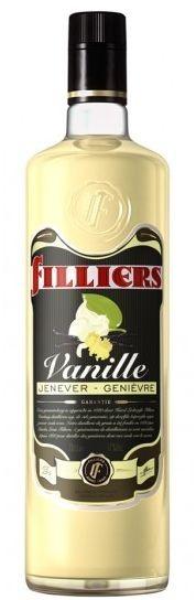 FLES FILLIERS VANILLE JENEVER 0.70 LTR-0