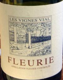 FLES FLEURIE COLLIN BOURISSET 0.375 LTR.-0