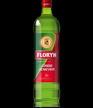 FLES FLORYN JONGE JENEVER 1.00 LTR-0