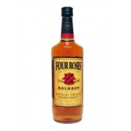 FLES FOUR ROSES BOURBON 1,00 LTR-0