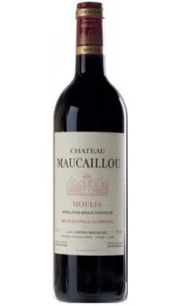 FLES CH. MAUCAILLOU CRU BOURGEOIS EXEPT 0.70 L-0