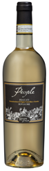 FLES PEOPLE FRASCATI SUPERIORE 0.75 LTR.-0
