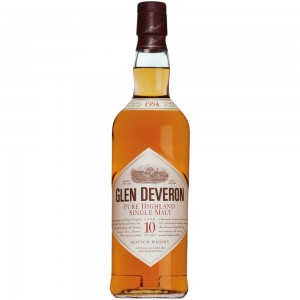 FLES GLEN DEVERON MALT 10 YEARS OLD 0.7 LTR-0