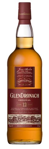 FLES GLENDRONACH MALT 12 YEARS 0.7 LTR-0