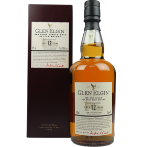 FLES GLEN ELGIN 12 YEARS OLD 0.7 LTR-0