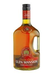 FLES GLEN MANSION WHISKY 1,00 LTR.-0