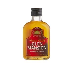 FLES MANSION HOUSE WHISKY 0.20 LTR-0