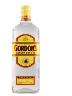 FLES GORDON DRY GIN 1,00 LTR-0