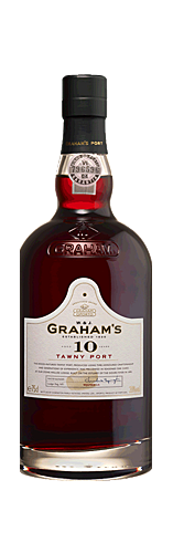 FLES GRAHAM'S PORT 10 YEARS OLD TAWNY 4.50 LTR-0