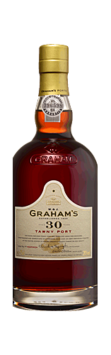 FLES GRAHAM'S PORT 30 YEARS OLD TAWNY 0.75 LTR-0
