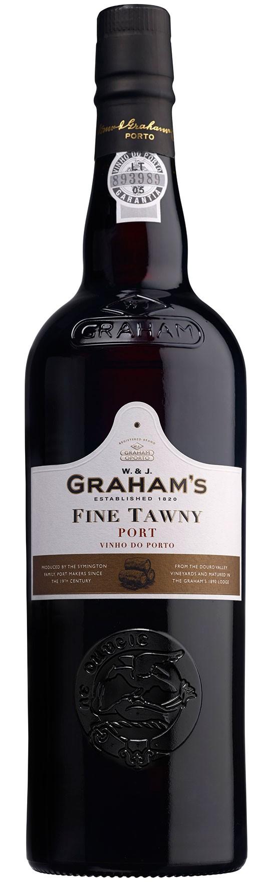 FLES GRAHAM'S PORT FINE TAWNY 0.75 LTR-3226