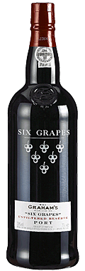 FLES GRAHAM'S PORT SIX GRAPES 0.75 LTR-0