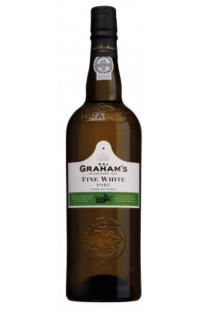FLES GRAHAM'S PORT FINE WHITE 0.75 LTR-0