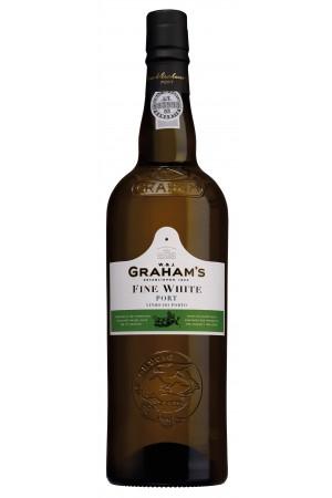 FLES GRAHAM'S PORT FINE WHITE 0.75 LTR-0