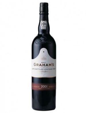FLES GRAHAM'S PORT LBV 0.75 LTR.-0