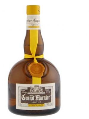 FLES GRAND MARNIER JAUNE 1,00 LTR-0