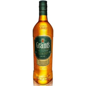 FLES GRANTS SHERRY CASK RESERVE 0.7 LTR-0