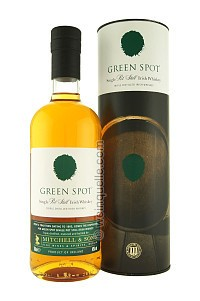 FLES GREENSPOT IRISH WHISKEY 0,70 LTR-0