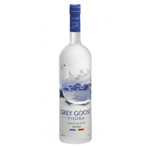 FLES GREY GOOSE VODKA 0.70 LTR-0