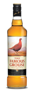 FAMOUS GROUSE WHISKY .35 LTR-0