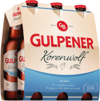 6 PACK GULPENER KORENWOLF 6 X 0.30 LTR-0
