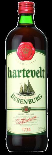 FLES HARTEVELT BEERENBURG 1.00 LTR-0