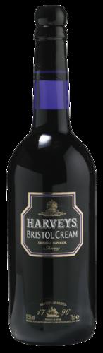 FLES HARVEY'S BRISTOL CREAM 17,50 % 0.75 LTR-0