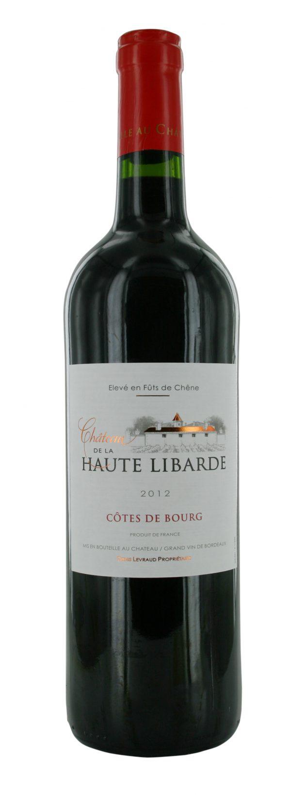 FLES LA GIBARDE COTES DE BOURG 0.75 LTR-0