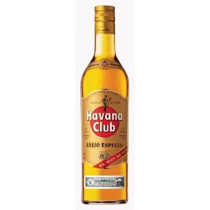 FLES HAVANA CLUB ANEJO ESPECIAL 0.70 LTR-0