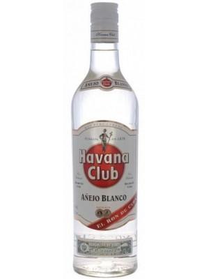 FLES HAVANA CLUB ANEJO BLANCO 0.70 LTR-0