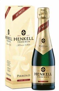 FLES HENKELL TROCKEN SEKT PICCOLO 0.20 LTR-0