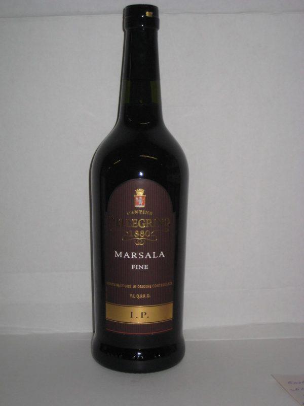 FLES MARSALA FINE DEMI-SEC PELLEGR. 0.75 LTR-0