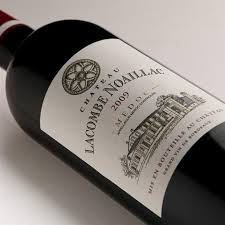 FLES CH LACOMBE NOAILLAC MEDOC 2005 0.75 LTR.-0