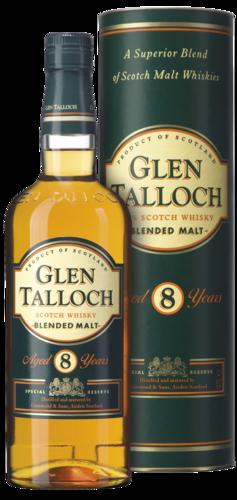 FLES GLEN TALLOCH BLENDED MALT 0.7 LTR-0