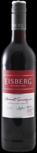 FLES EISBERG ROOD ALCOHOLVRIJE WIJN 0.75 LTR-0