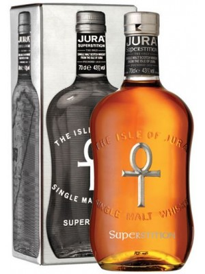 FLES ISLE OF JURA MALT SUPERSTITION 1,0 LTR-0