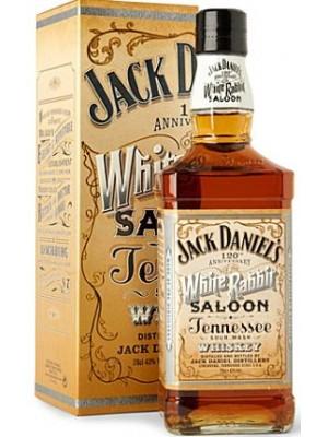 FLES JACK DANIEL'S WHITE RABBIT 0,70 LTR-0
