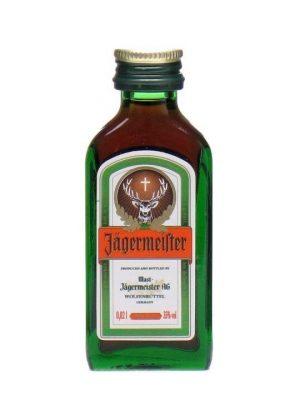 JAGERMEISTER .04 LTR-0