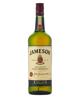 FLES JAMESON IRISH WHISKEY 1,00 LTR-0