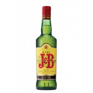 FLES J & B RARE SCOTCH WHISKY 1,00 LTR-0