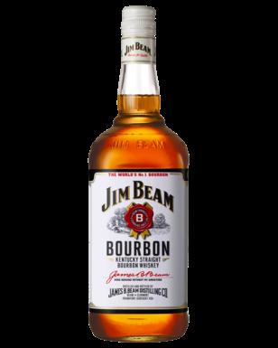 FLES JIM BEAM BOURBON WHITE 0.70 LTR-0