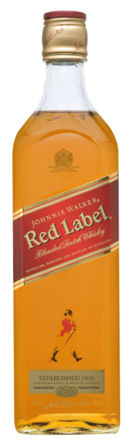 FLES JOHNNIE WALKER RED LABEL 0.70 LTR-0