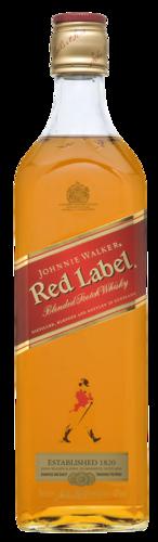 FLES JOHNNIE WALKER RED LABEL 0.70 LTR-0