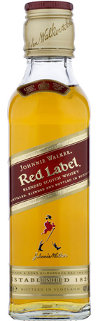 FLES JOHNNIE WALKER RED LABEL 0.20 LTR-0