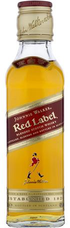 FLES JOHNNIE WALKER RED LABEL 0.20 LTR-0